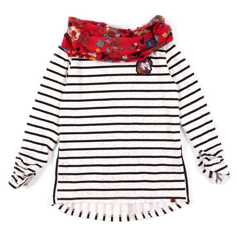 T-Shirt Foulard Rodéo 2-6ans