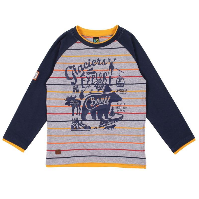 Banff Striped T-Shirt 2-6