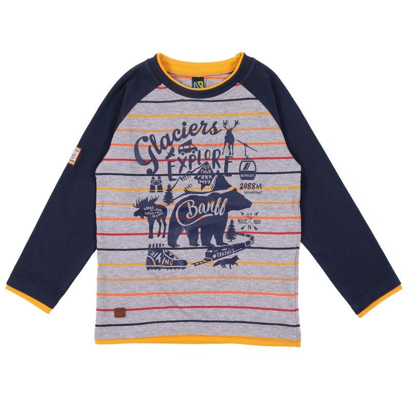 Banff Striped T-Shirt 7-12