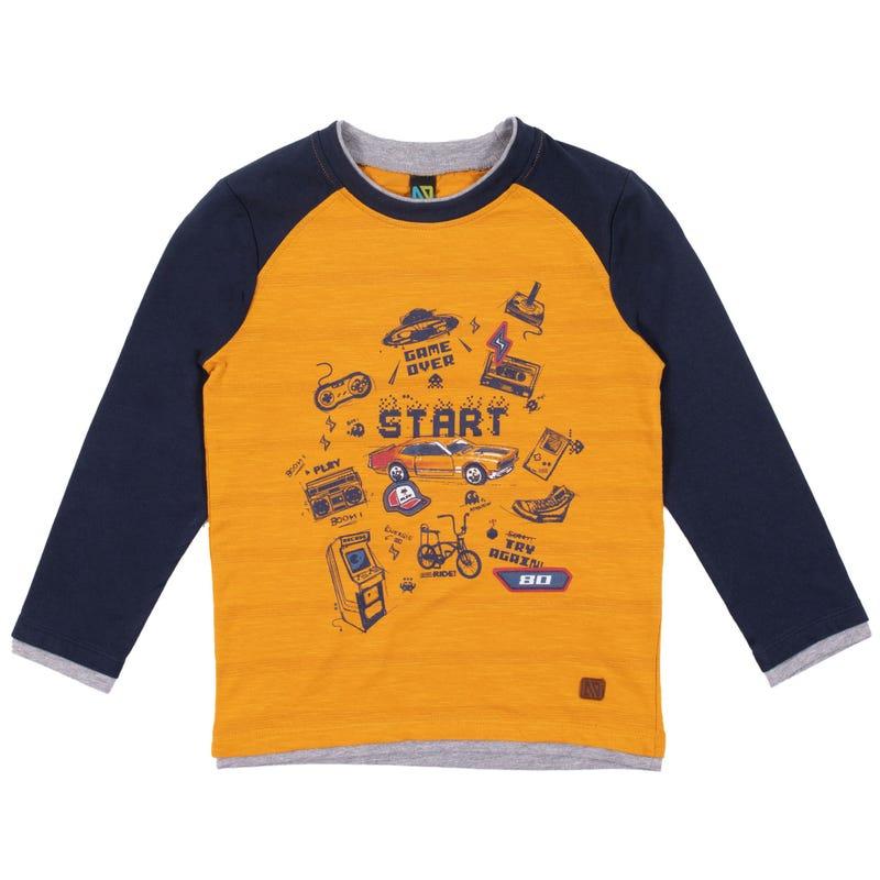 Banff Raglan T-Shirt 2-6