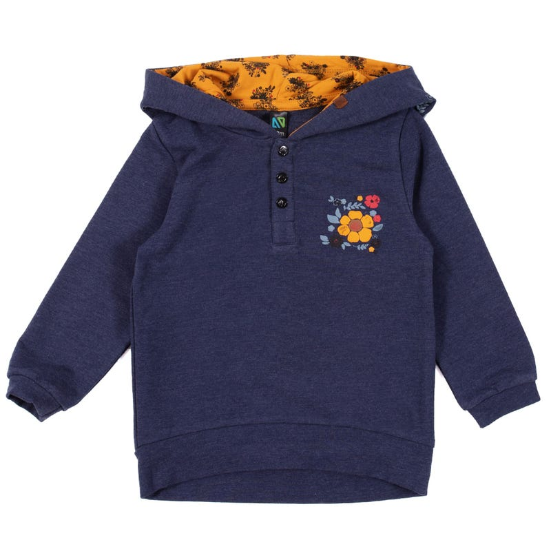 Countryside Hooded Tunic 3-24m