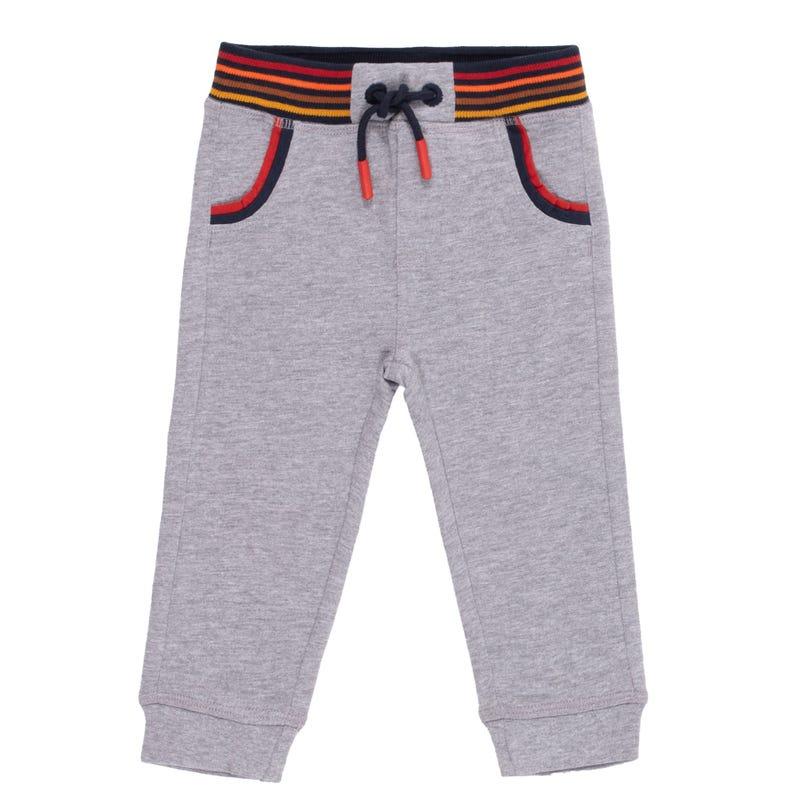 Pantalon Ouaté Autour du Feu 3-24mois