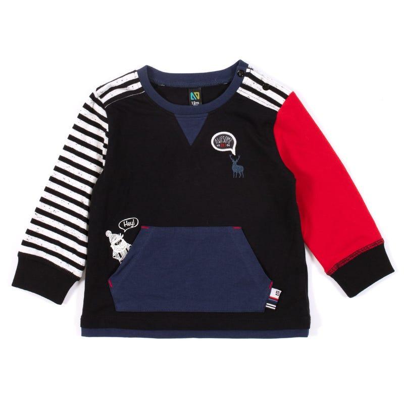 T-Shirt Chalet 3-24m