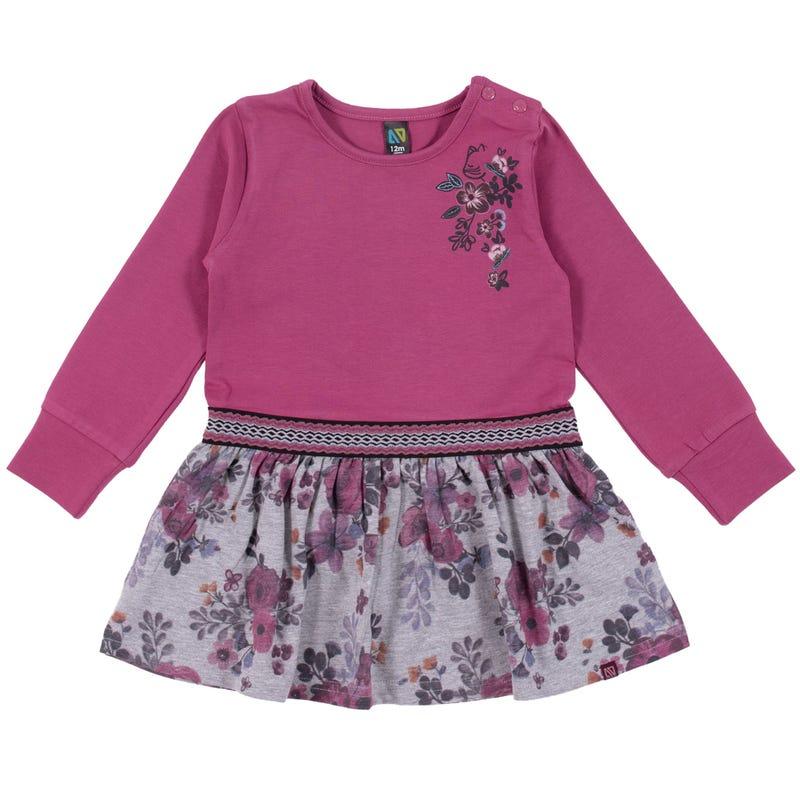 Romance Dress 3-24m