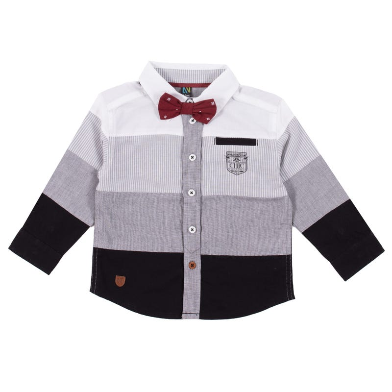 Chic Bloc Shirt 3-24m