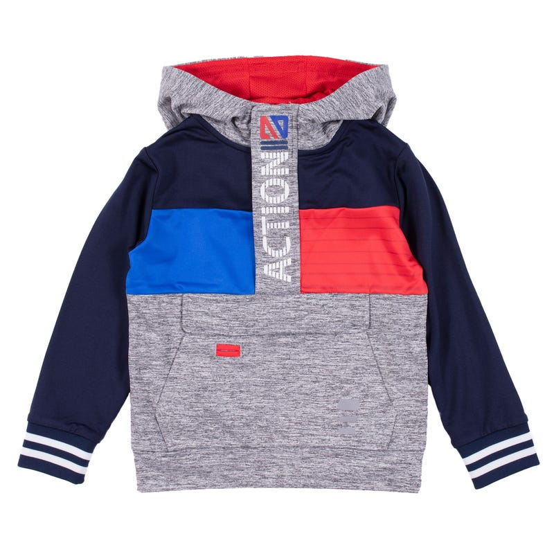 Action Hoodie 4-6x