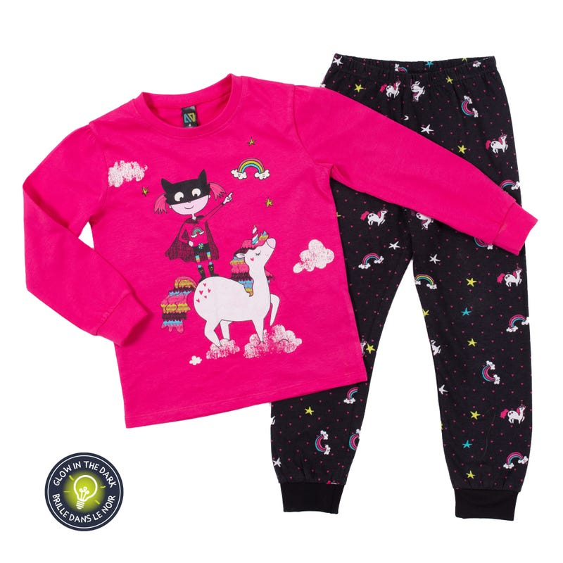 Pyjama Licorne 7-12ans
