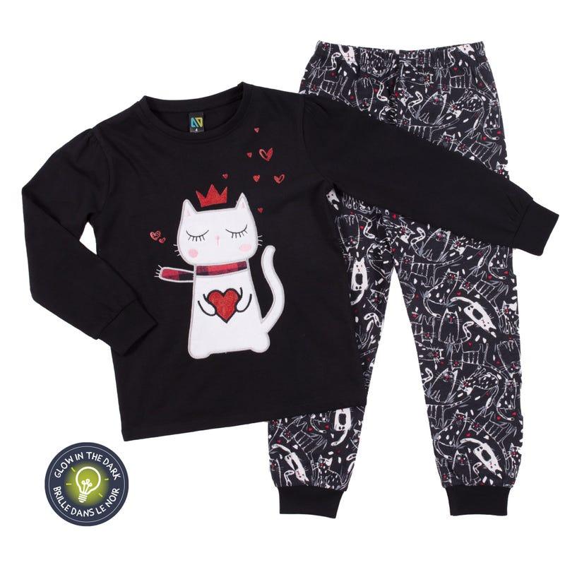 Pyjama Chat 7-12ans