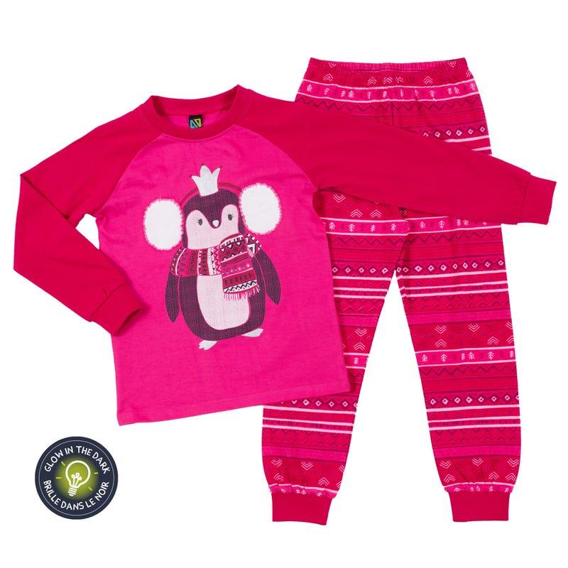 Pyjama Pingouin 2-6ans