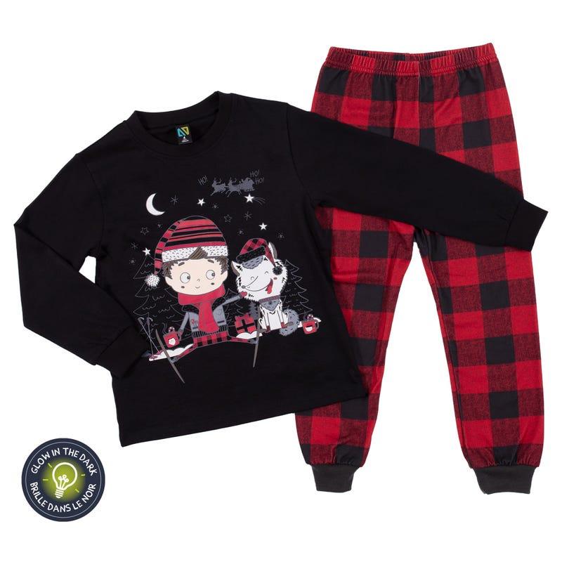 Elf Pajamas 12-24m