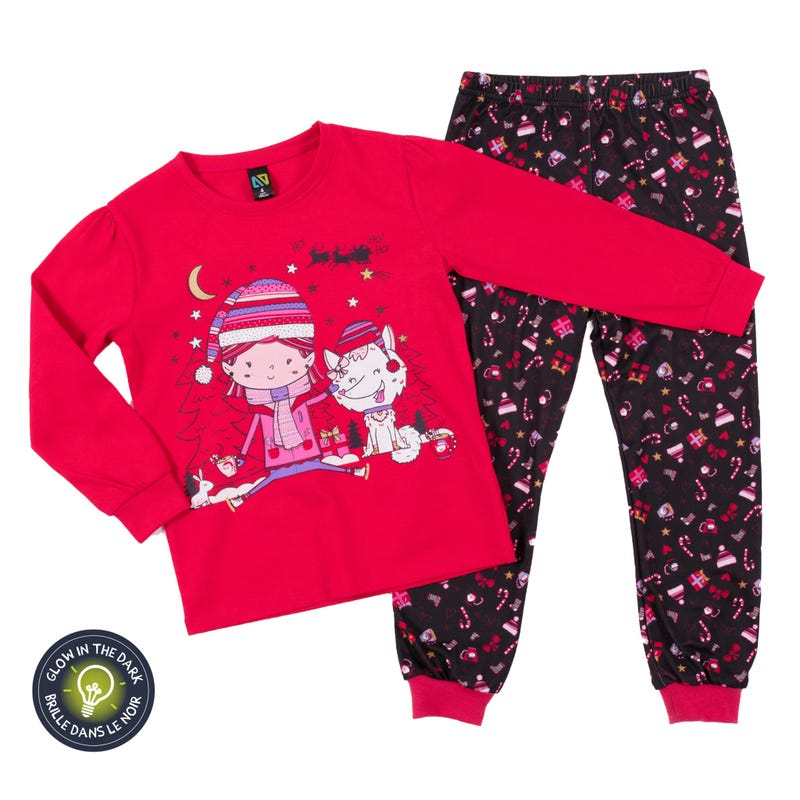 Pyjama Lutine 7-12ans