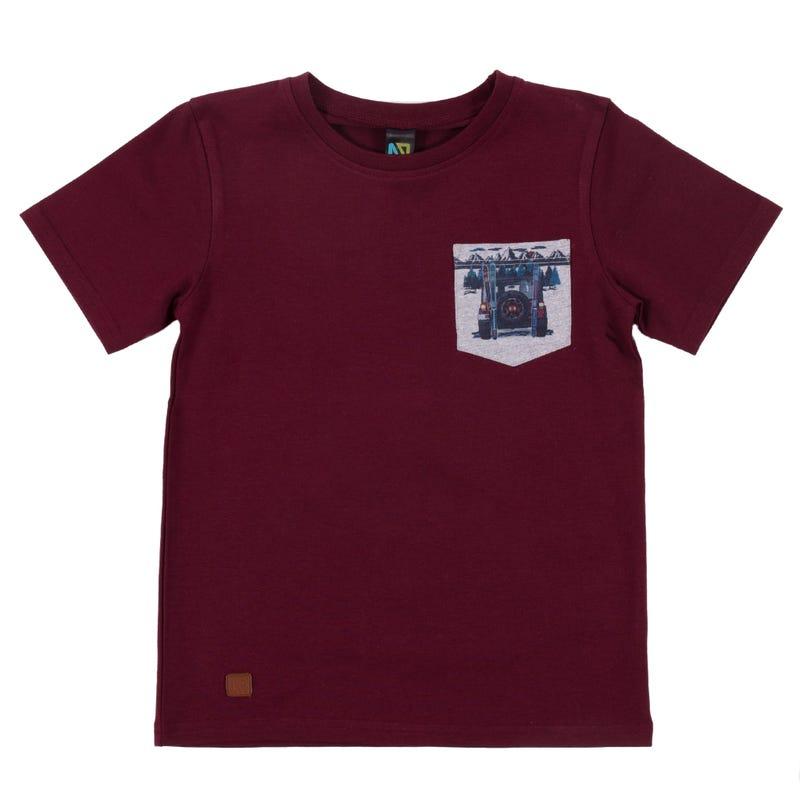 T-Shirt Voiture Pro des Pentes