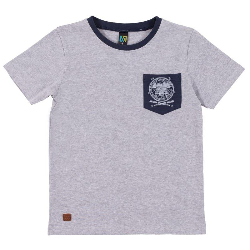 T-Shirt Panda Pro des Pentes
