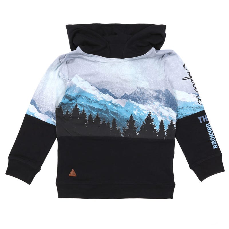 Altitude Hooded T-Shirt 7-12y
