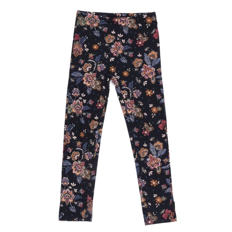 Country Flowers Leggings 7-12y