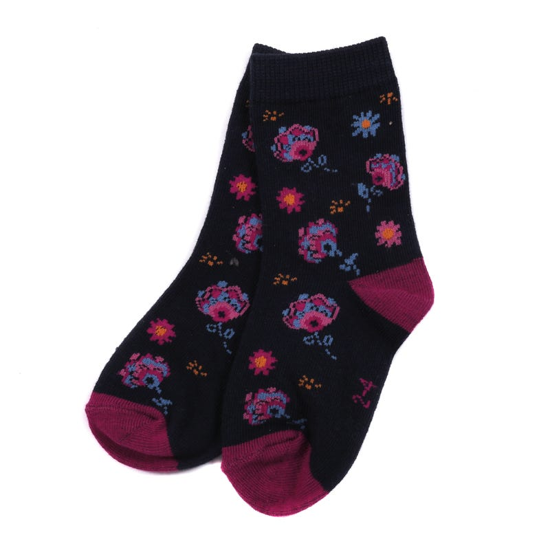 Meadow Socks 3-24m