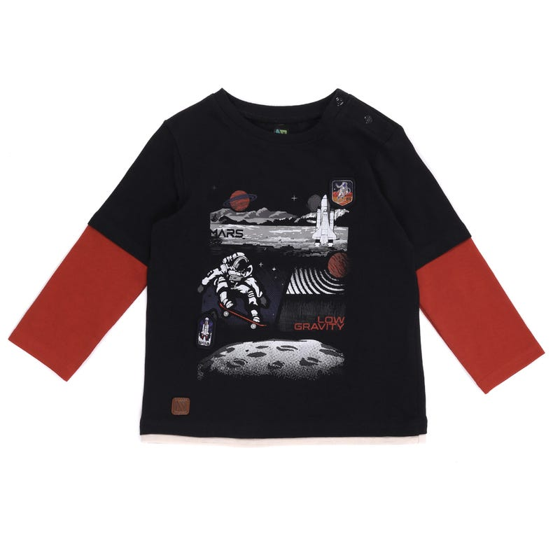 In the Moon T-Shirt 6-24m