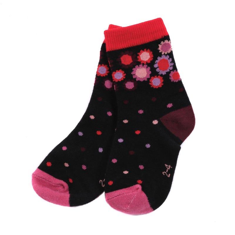 Peace & Love Socks 3-24m