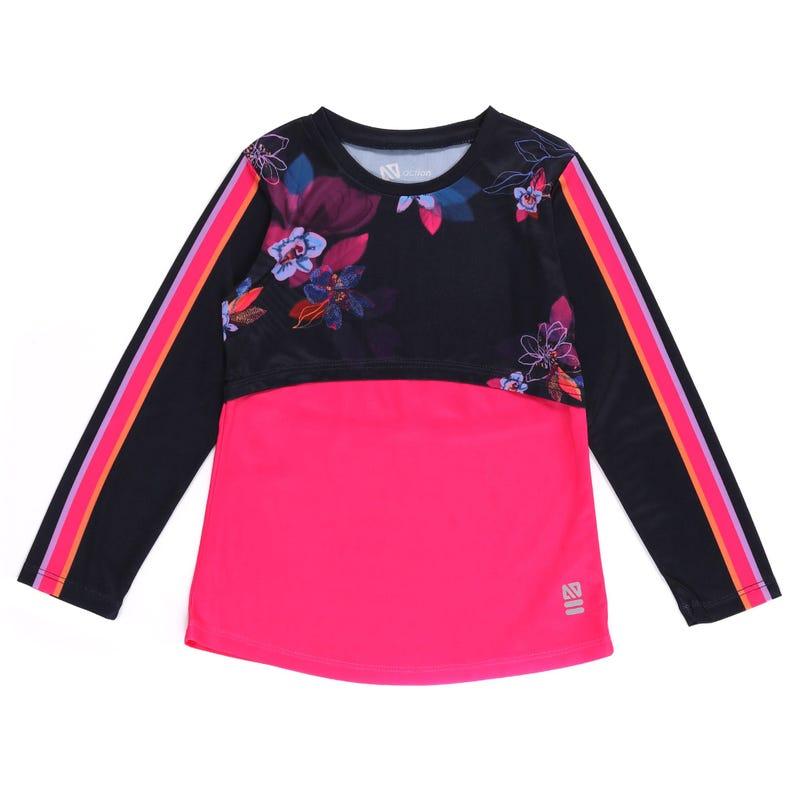 T-Shirt Manches Longues Sport & Chic 7-12ans