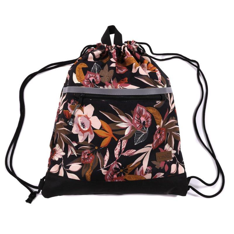 Flowers Carryall Bag