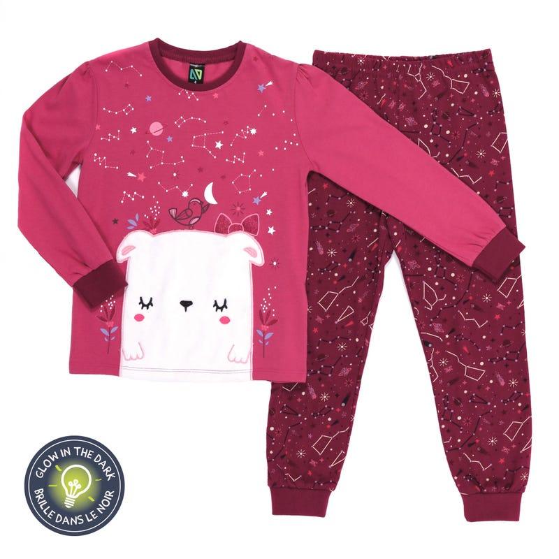 Bear Pajamas 7-12y