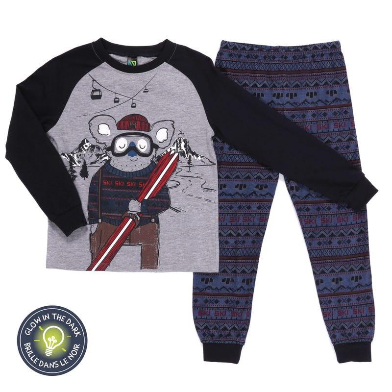 Koala Pajamas 2-6y