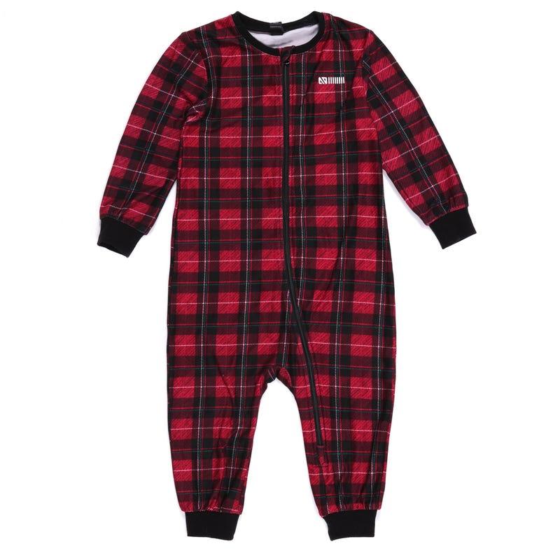 Pyjama Carreaux 6-24mois