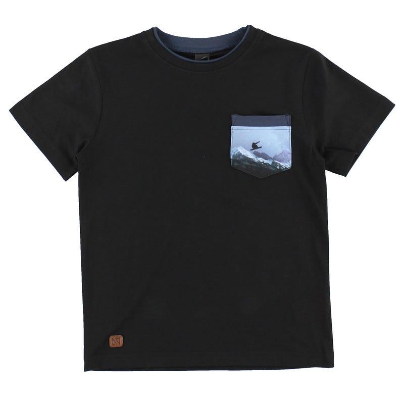 Altitude Pocket T-Shirt 7-10y