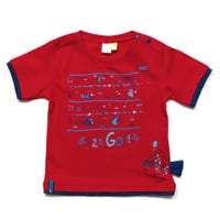 Marin Fish Shirt 3-24m