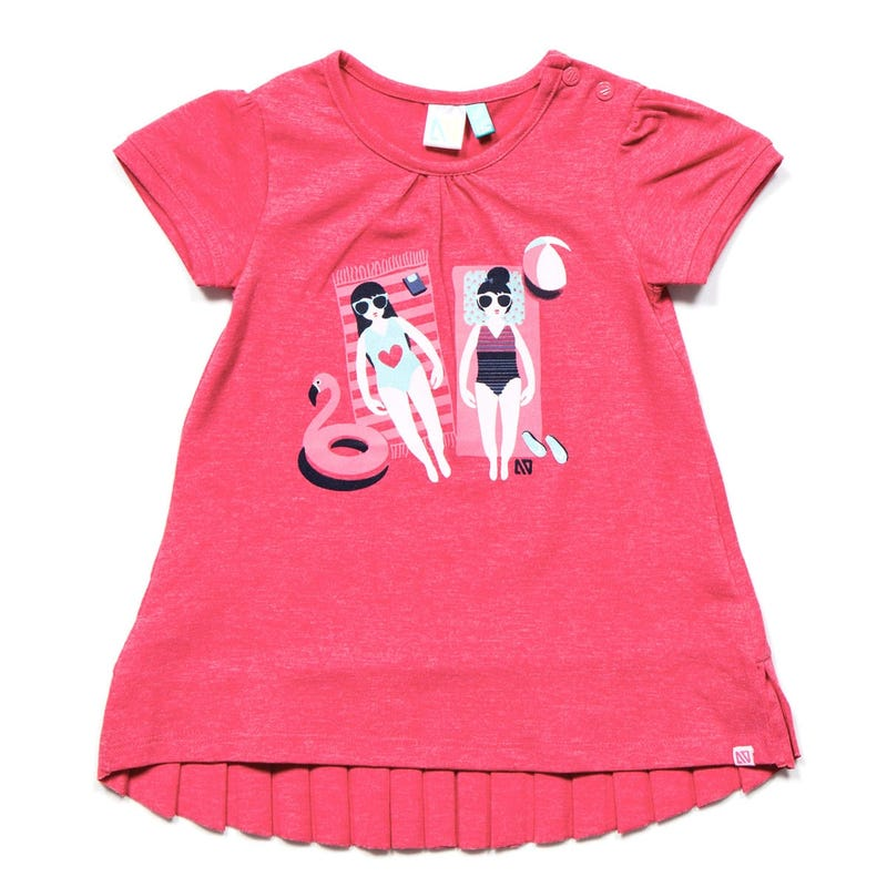 St-Tropez Girl Tunic 3-24m