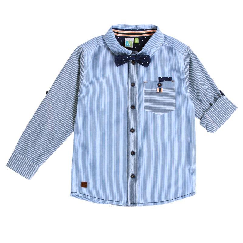 Monaco Short Sleeve Shirt 7-12y