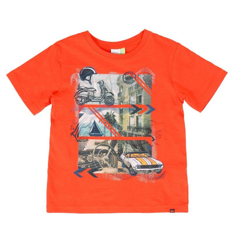 Monaco T-Shirt 2-6y