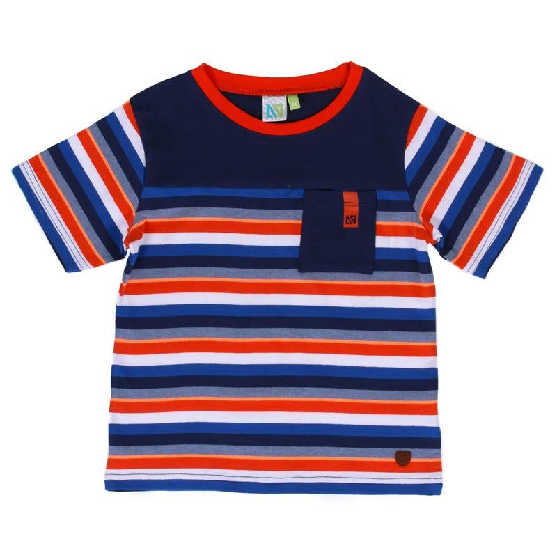Monaco Striped T-Shirt 7-12y