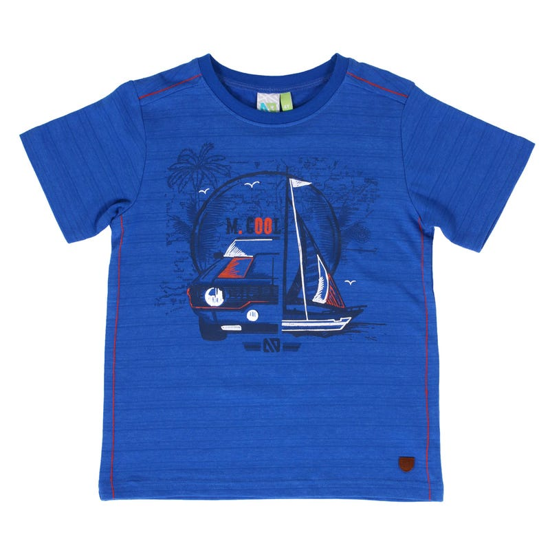 Monaco Sailing T-Shirt 2-6y