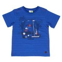 T-Shirt Voilier Monaco 7-12ans