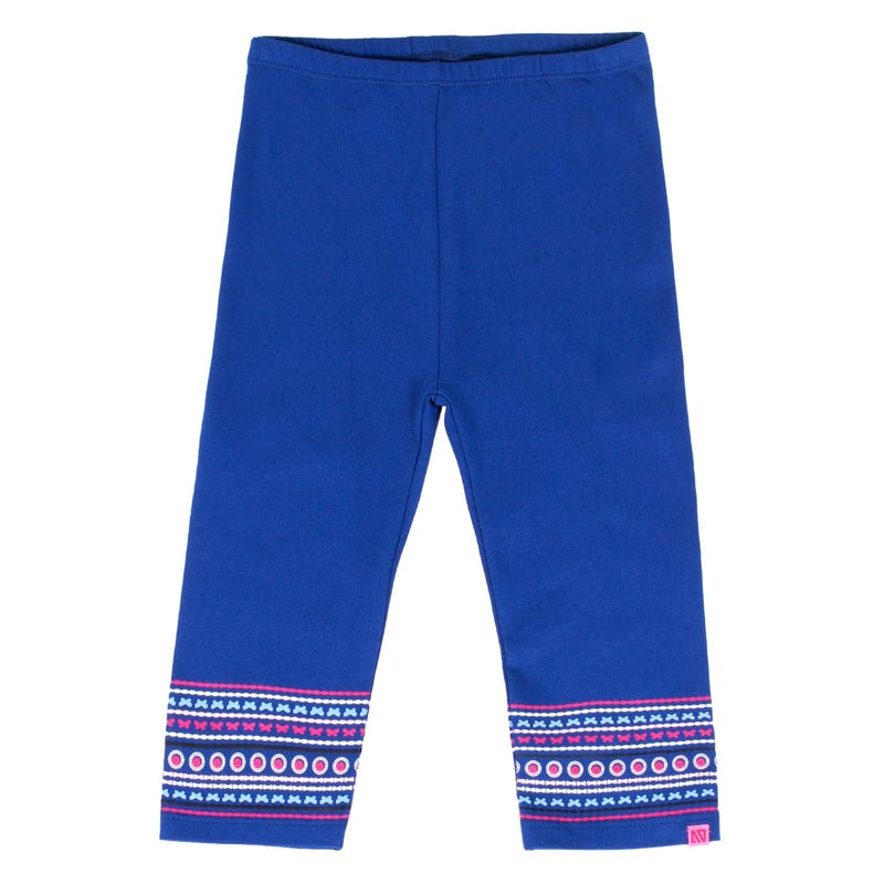 Legging 3/4 Aquarelle 2-6ans
