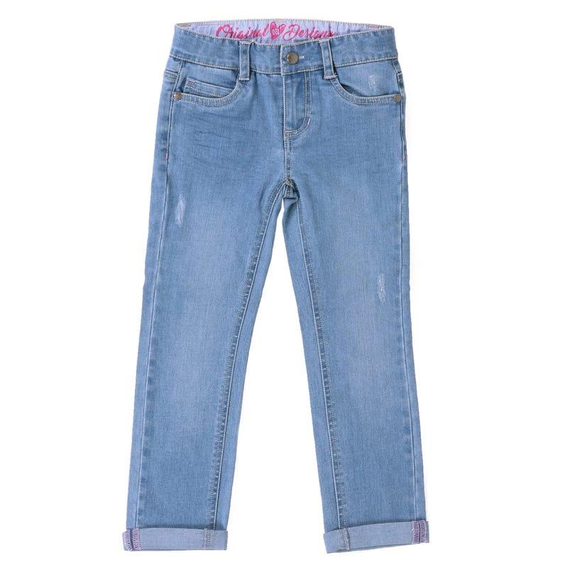 Jeans Aquarelle 7-12ans