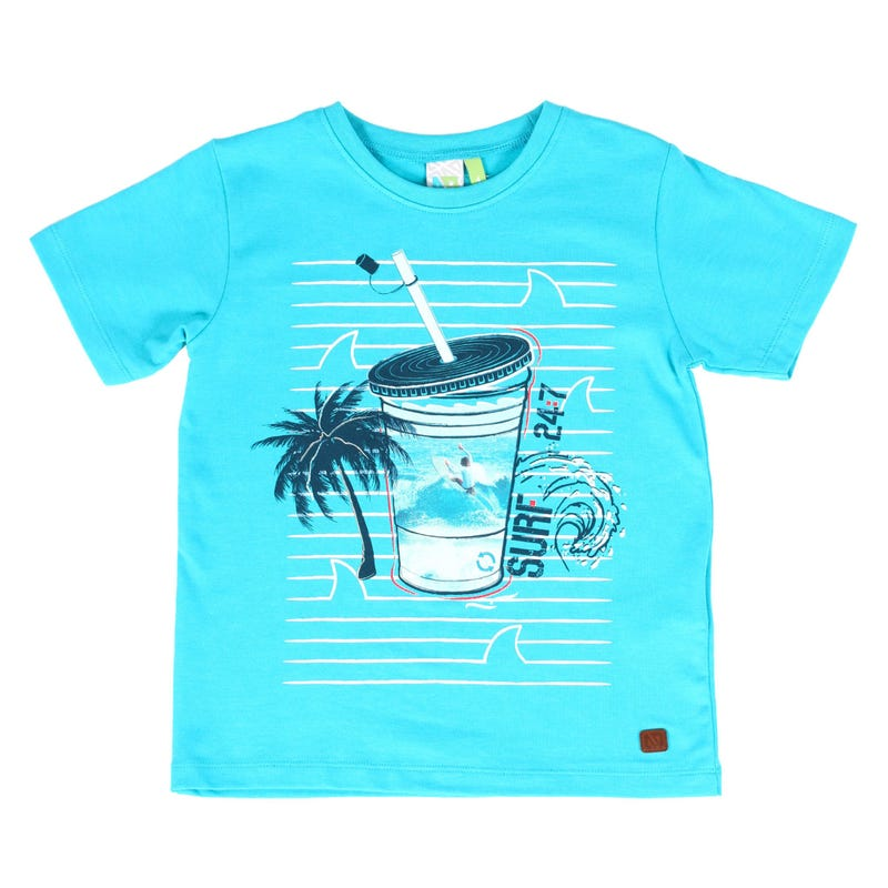 Surf Fanatic Palm T-Shirt 2-6y