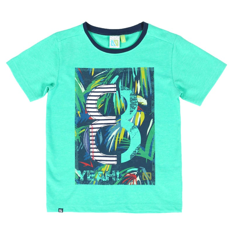 Safari 8 T-Shirt 2-6y