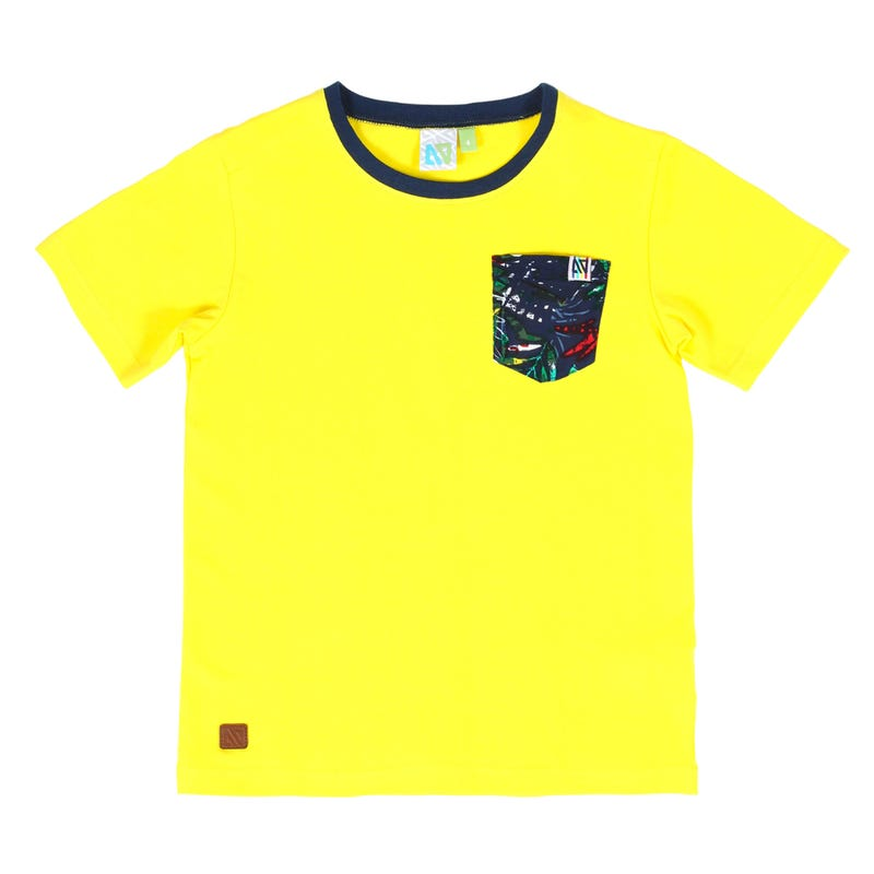 Safari Pocket T-Shirt 7-12y