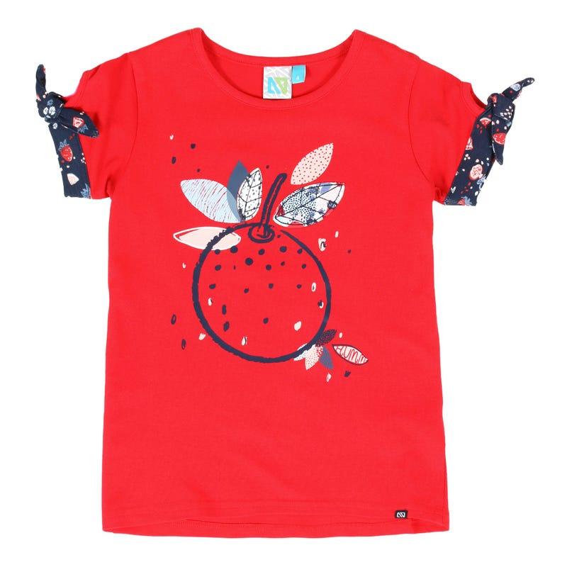 Fresh Garden Fruit T-Shirt 7-12y