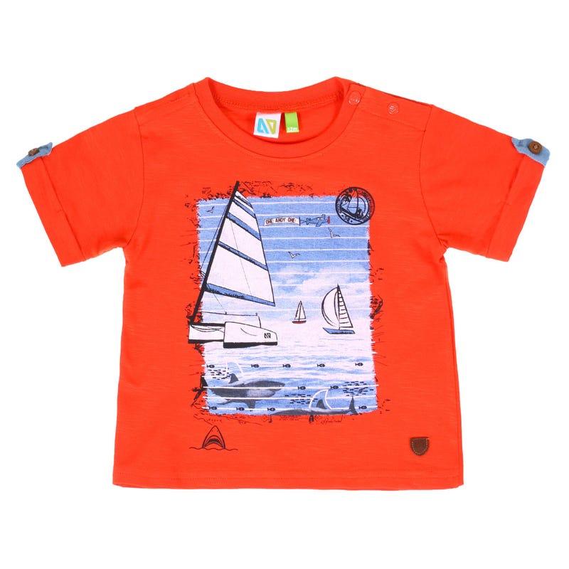 T-Shirt Voilier Horizon 3-24m