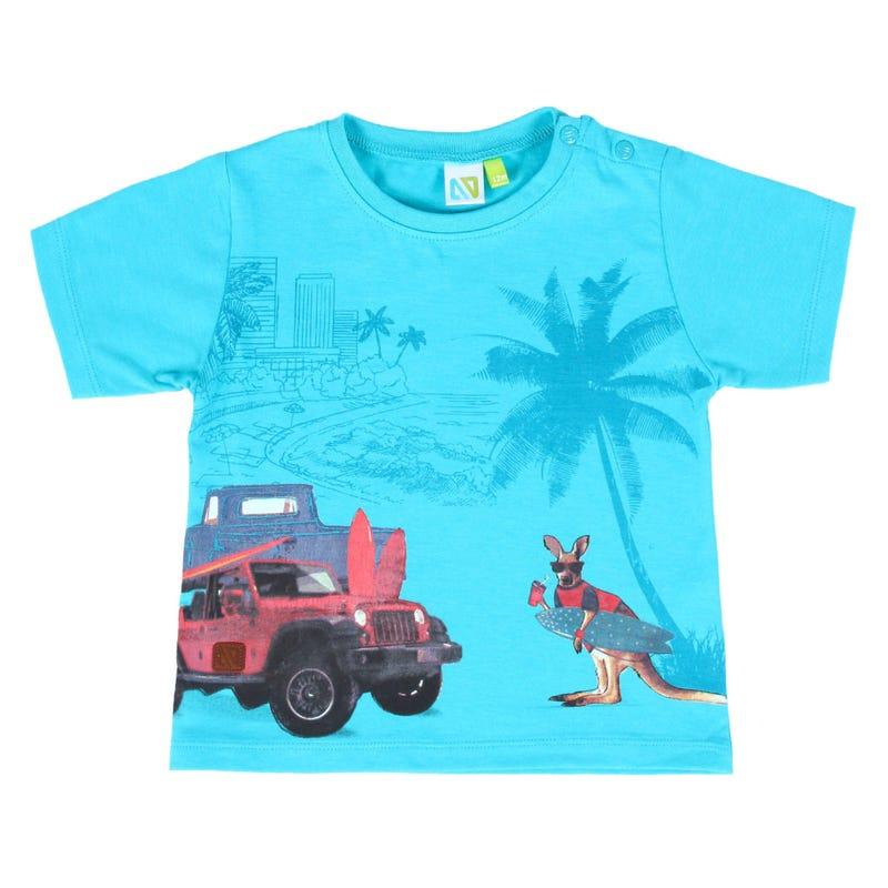 T-Shirt Australie Surf 3-24mois