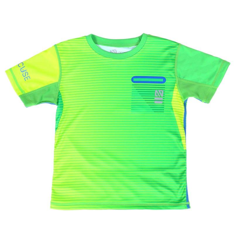 T-Shirt Techno Sport 7-12ans