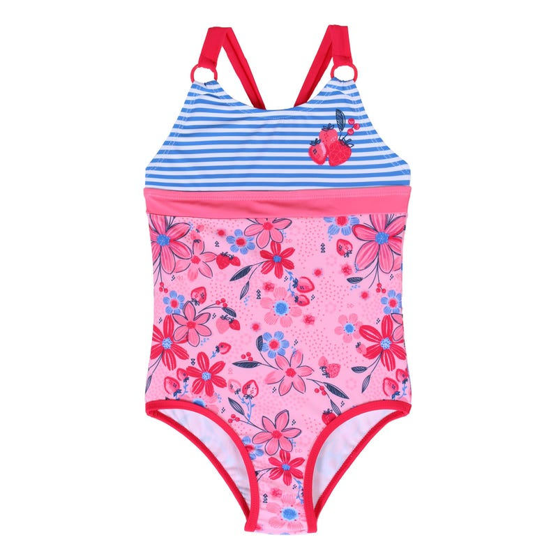 Strawberry Swimsuit 2-6y