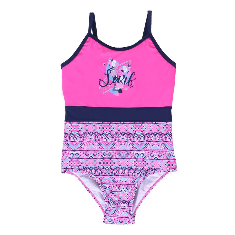 Geometric Swimsuit 2-6y