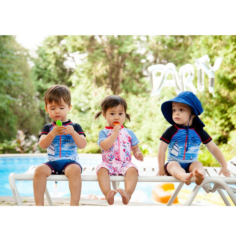 Maillot Uv Voilier 9-24m