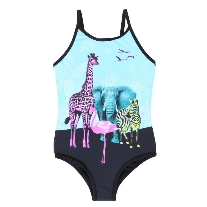 Safari Swimsuit 2-6y