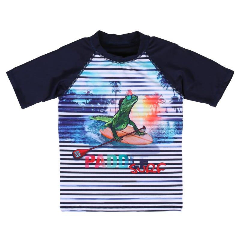 T-Shirt Maillot Lézard 7-10ans
