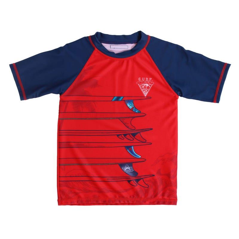 T-Shirt Maillot Surf 7-10ans